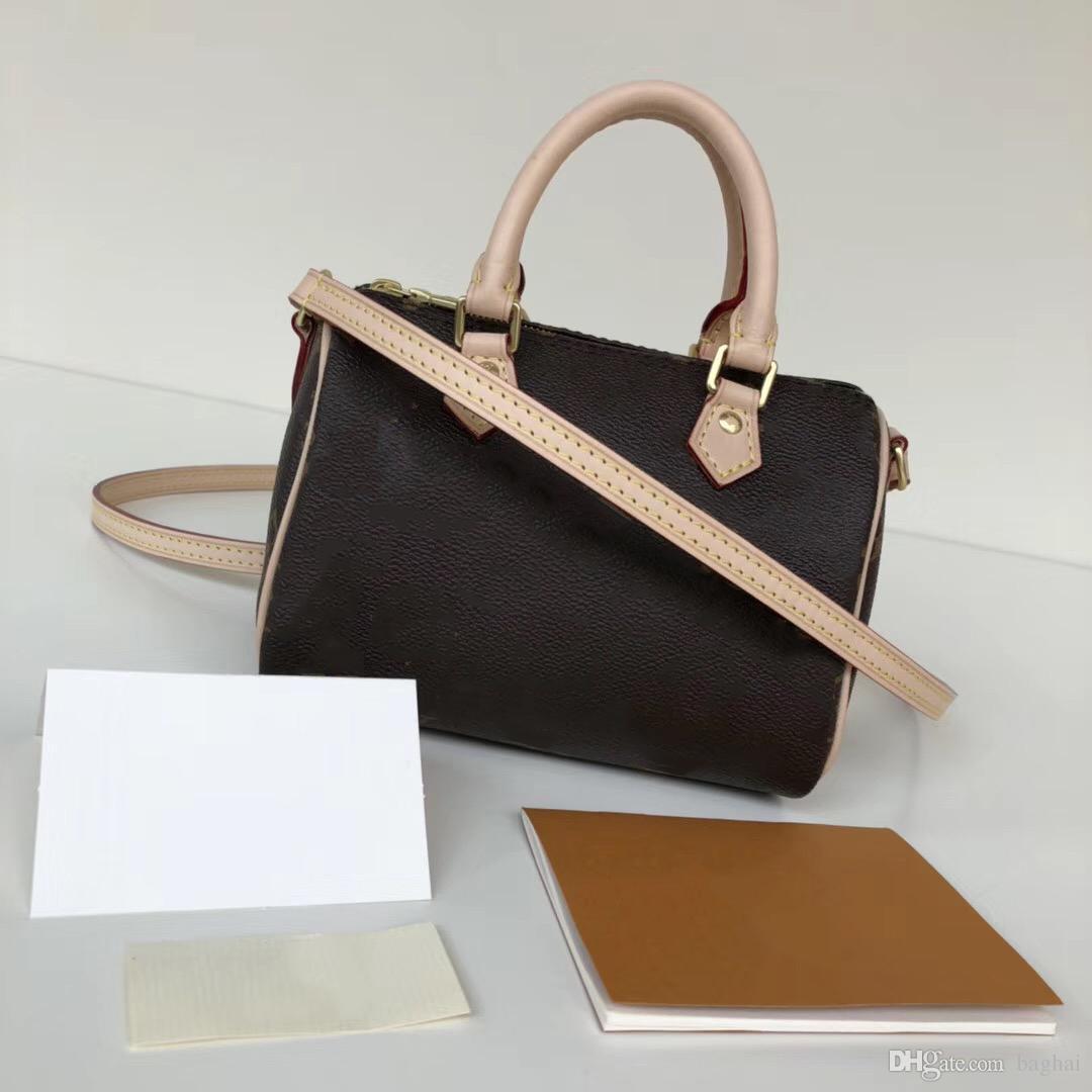 M61252 Mini Pillow Bag Shoulder Bags Cross Body Totes handbags brand fashion TOP luxury designer bags famous women Classic leather 27AA