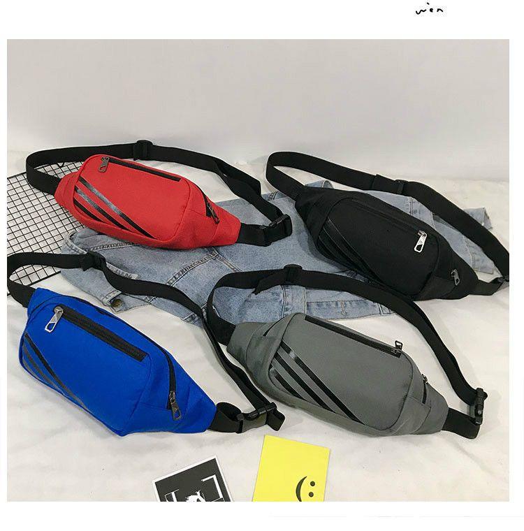 Designer Sac de taille Crossbody Meilleures Ventes Nouveautés Sac Broderie poitrine Hommes Mode Sport unisexe Sacs épaule simples # nd356 récent