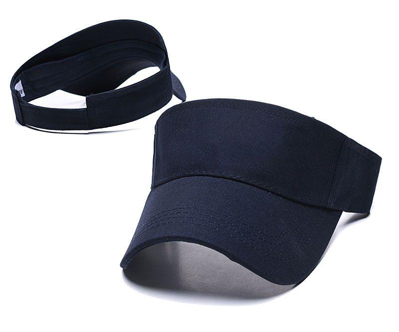 high qualit unisex Visor Sun Hat Female Sunscreen Summer Sport Tennis Cap Fashion Lady Travel Beach Empty Top Hat Men Designer luxury Sunhat