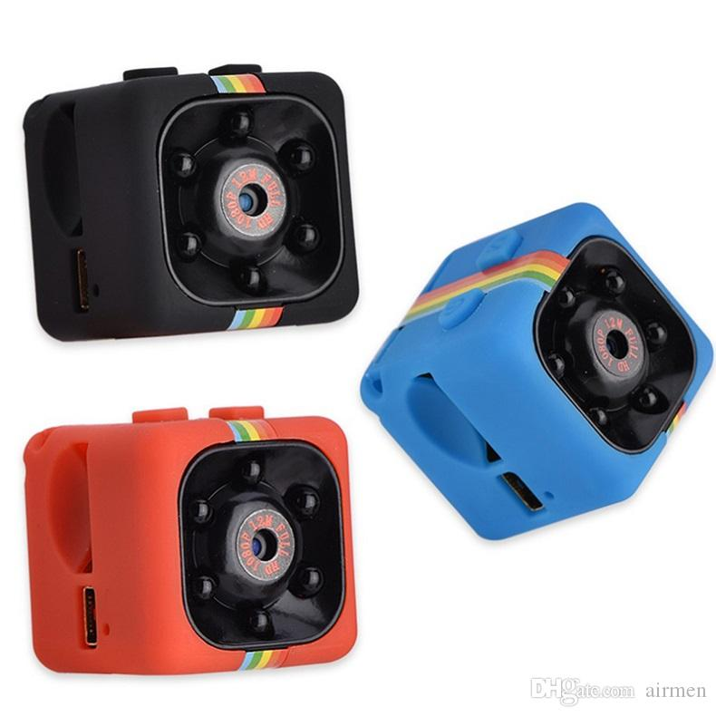SQ11 Mini câmera HD 1080 P Night Vision Mini Camcorder Ação Câmera DV Video Recorder Micro Camera