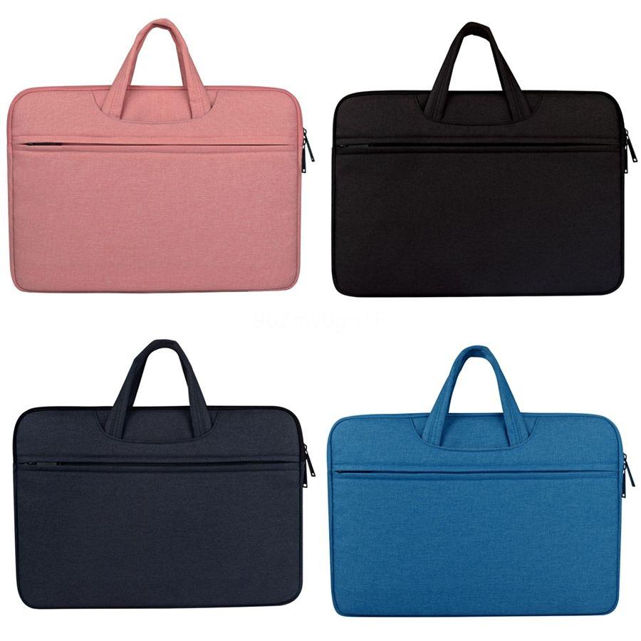 "Caso Laptop Sleeve Bag per MacBook Air 13 pro 13 Pro 15 '' er Notebook borsa 14"" 13.3 ""15.6"" 17"" Fashion # 838"