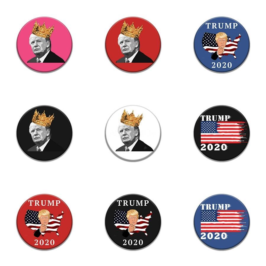 10 1 Stück Tuch-Schuhe Aufnäher für Kleidung Eisen-Patch für Cloth Applikationen Nähzubehör Aufkleber Trump Abzeichen auf Kleidung Iro # 16