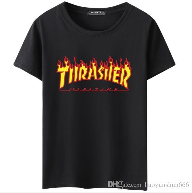 Camisas de luxo T para Homens Mulheres de Manga Curta Marca logotipo pequeno Camisa de Verão Casal Casuais Mens Designer Roupas Moda Carta Maré Imprimir Topos