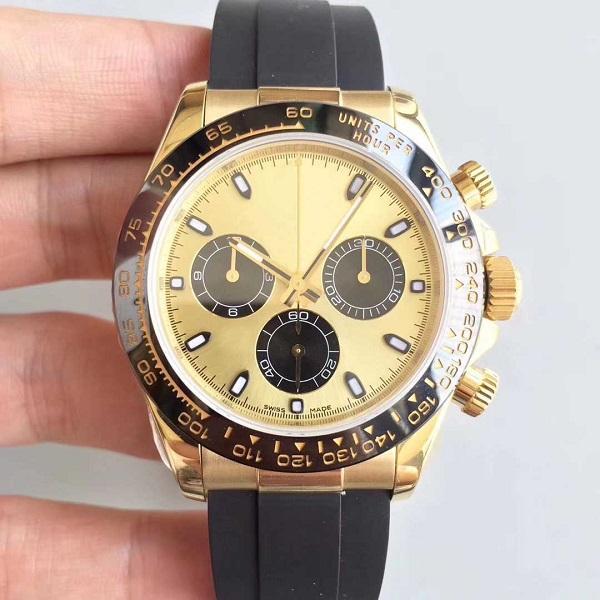 2020 Лучшие мужские часы Часы Montres De Luxo Керамические автоматические механические Desinger Мужские Спортивные Наручные часы