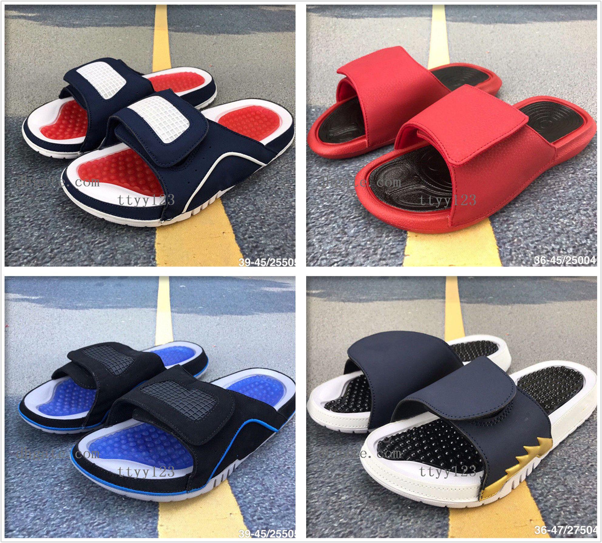 20ss Slipper 6 Sandalen Flamme 4 Tarnung Multicolor Massage 7 Slippers 5s Rot Weiß Schwarz Slides Schuhe Outdoor-beiläufige Sport-Slipper 36-45