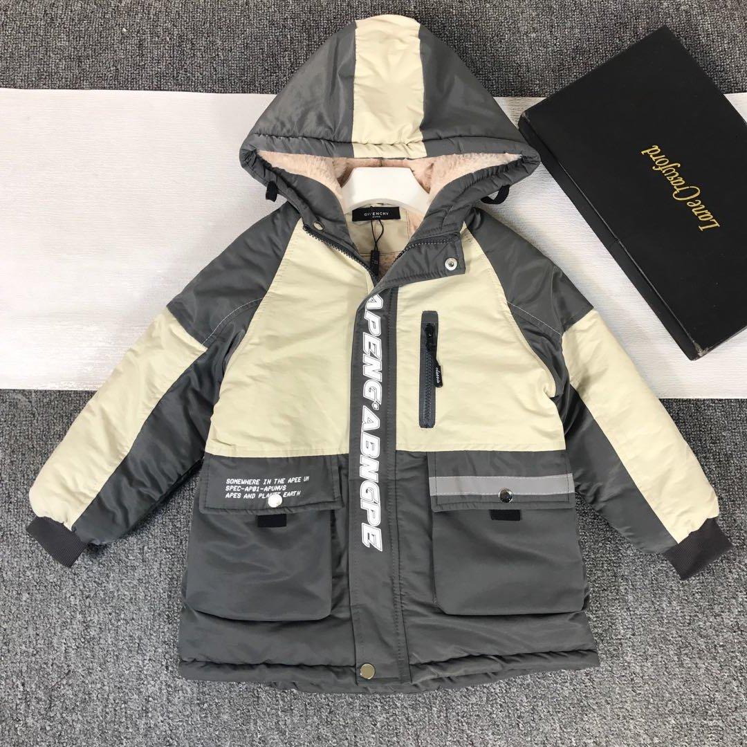 manteau de garçon chaud WSJ014 de haute qualité et confortable # 112832 ming65