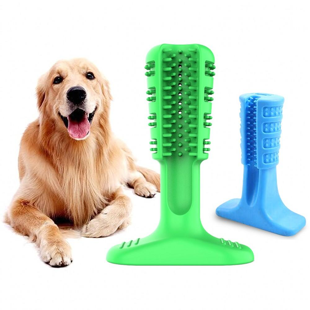 2019 New Dog Molar Stick Pet Interactive Training Dog Toys Tooth Cleaning Big Dog Toy For Golden Retriever Dogs Funny Toy