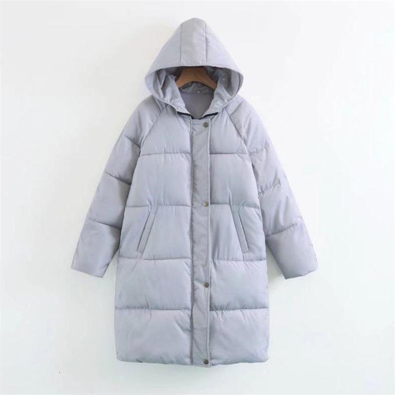 Jacket Baqcn Senhora do inverno Mulheres Outono alta Parkas feminina qualidade Winter Grosso jaquetas Casacos morno mulheres gola de pele Coats T191102