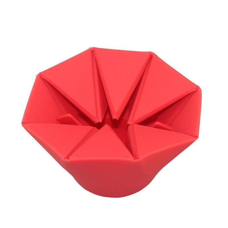 Microondas Silicone pipoca Bacia Cozinha Fácil Ferramentas Ferramentas Container cozinha Máquina Popcorn Household Magia dobrável U0Q6