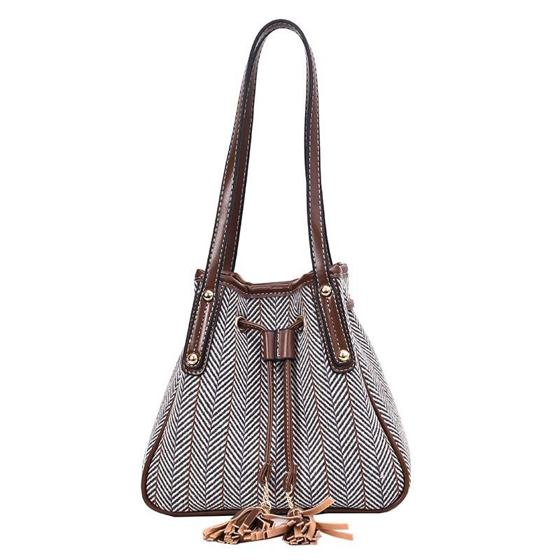 Borsa di modo delle donne di disegno delle nappe di alta qualità sacchetti delle donne delle borse borse per il 2019 sac a femme principale
