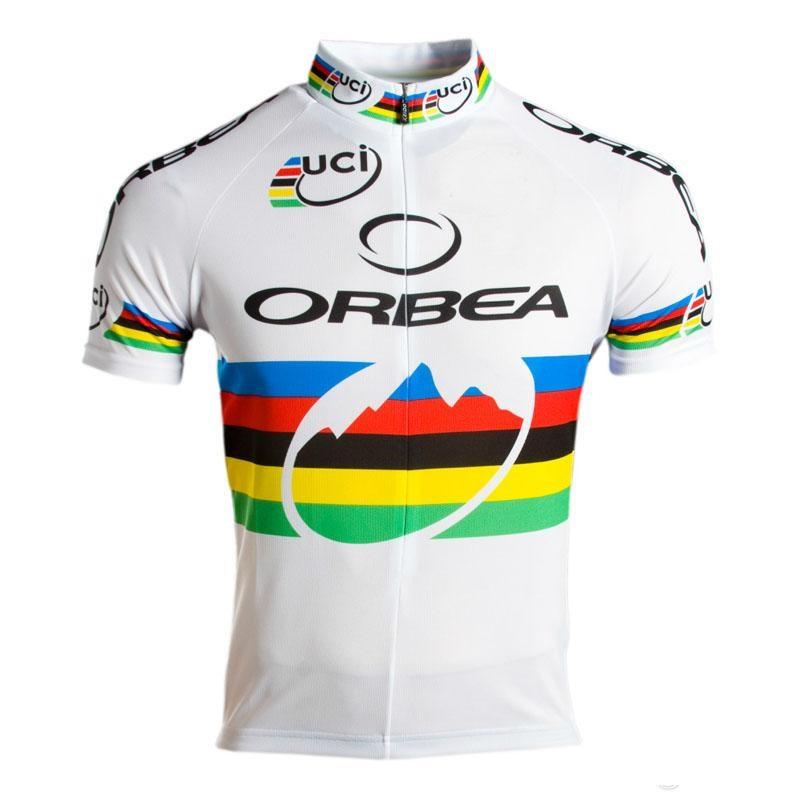 2020 New ORBEA Men Cycling Jersey Breathable short sleeve shirt Bike Clothing Quick-Dry Bicycle Sportswear Ropa Ciclismo Q554632