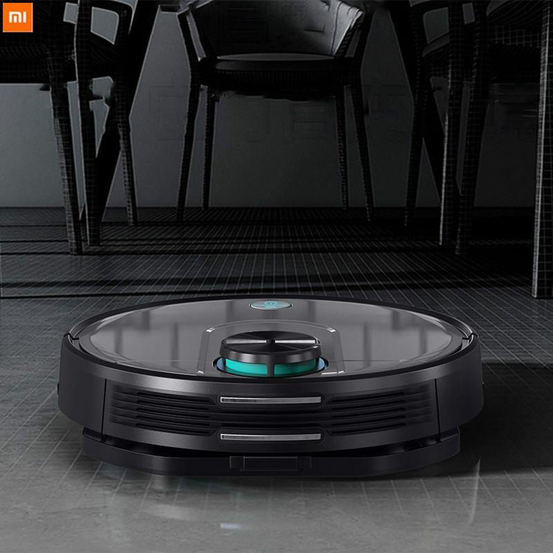 Navegación Control Eléctrico XIAOMI VIOMI Robot Aspiradora V2 Pro profesional de la limpieza de alta succión láser LDS