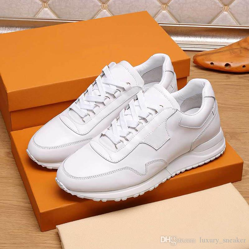 New Designer Mens Luxury Casual Shoes