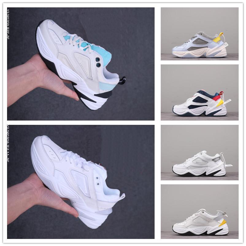 2020 M2K Tekno zapatos para hombres y mujeres que dirigen el calzado deportivo más reciente de calidad superior de la venta caliente de la llegada nos .size 5,5-11