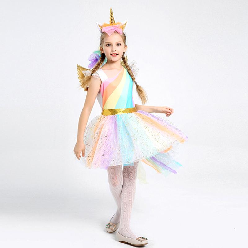 Kids Girls Costume For Girls Princess Halloween Carnival Birthday Party  Dress Cosplay Costumes Cheap Group Costumes Cheap Group Halloween Costumes