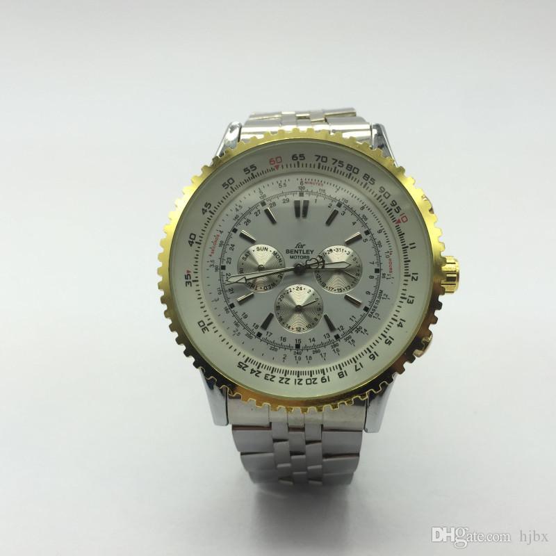 mens Orologio di lusso top di lusso sportiva in acciaio orologi meccanici 15400ST Modello automatico orologio inossidabile 30 metri orologio impermeabile