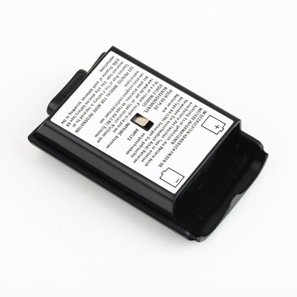 بطاريات بطارية مقصورة تغطية حزمة شل الدرع كيت حالة لأجهزة إكس بوكس 360 وحدة تحكم لاسلكية وحدة التحكم غمبد بالجملة