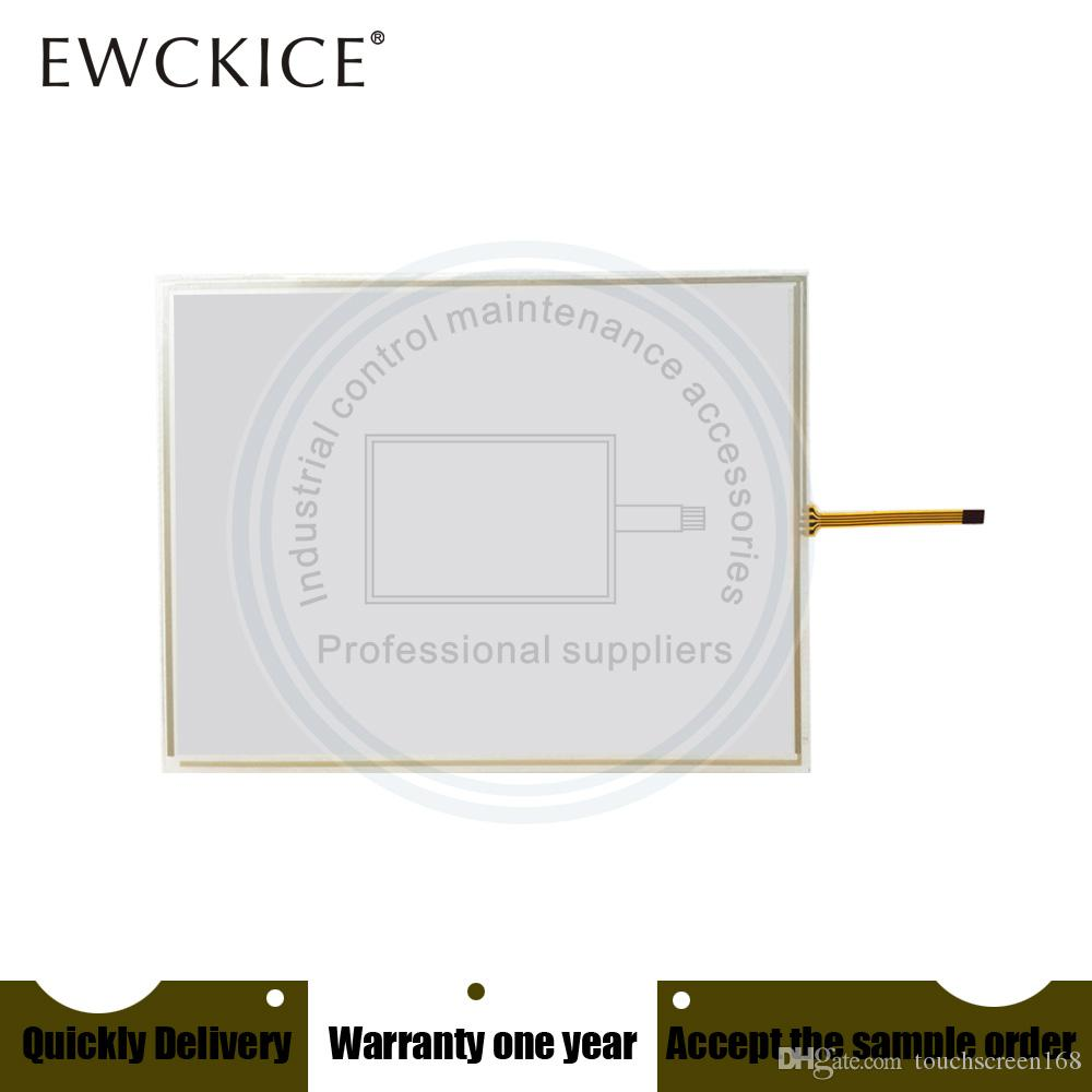 Original NEW EXTER T100 Pro + Electronics AB KDT-544 PLC HMI Industrie-TouchScreen und Frontetikett Film