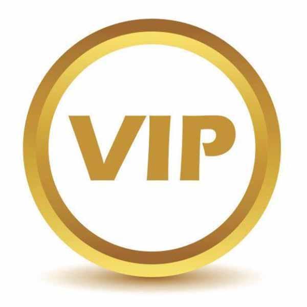 300 clientes VIP especial ordem de ligação