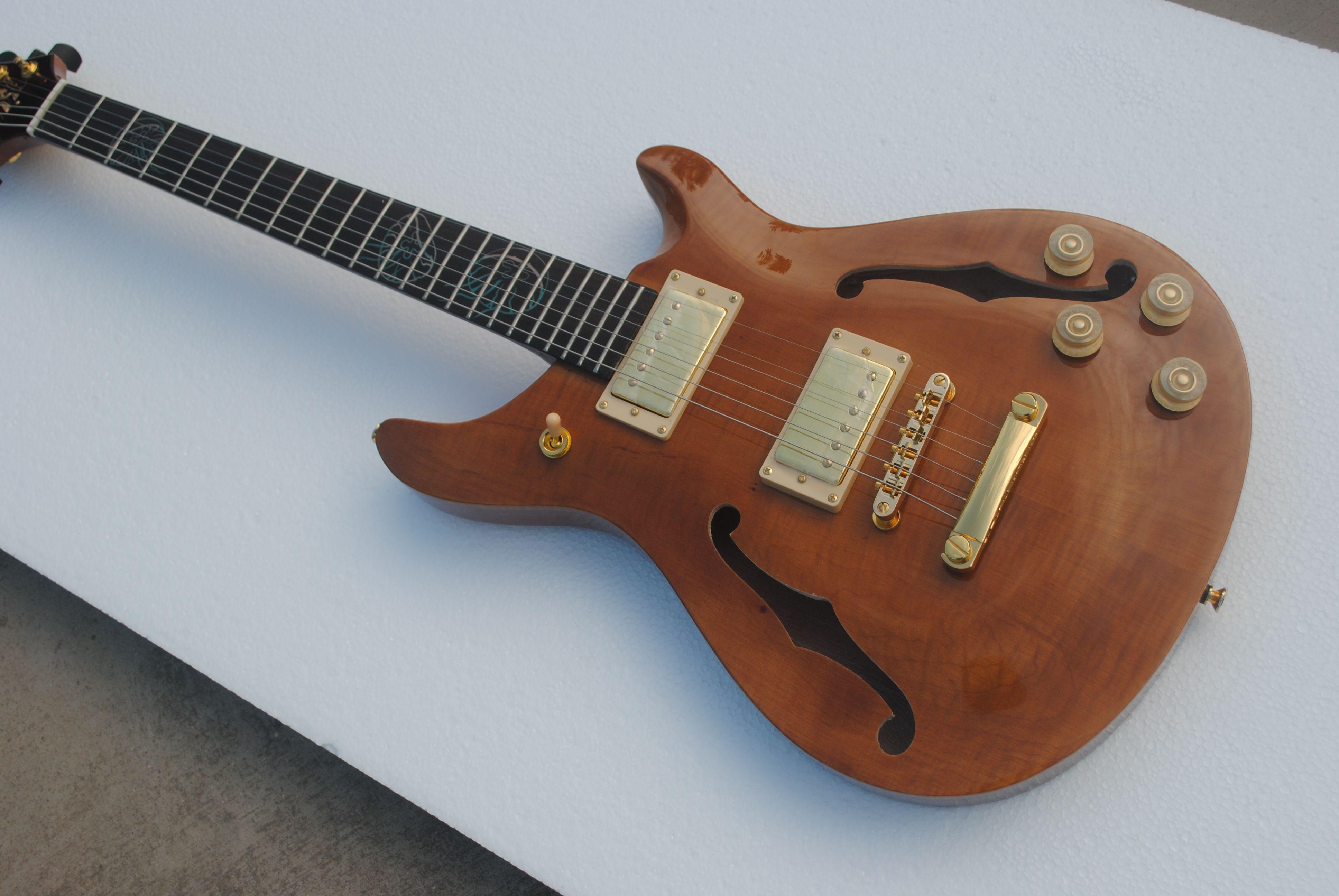 guitarra personalizada, as remessas também pode ser feita durante o surto! (Pagar uma taxa de carga pequeno) Não há guitarras não podemos fazer.! L-40-
