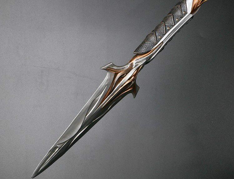 Assassin's Creed Odyssey 9 Generation Wristlet Sleeve Schwerter Plastic Lance Toy Gauntlet Cospaly 57cm