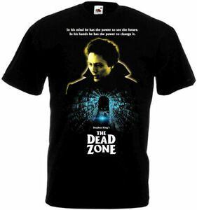 LA ZONE MORTE Affiche du film T-shirt noir toutes tailles