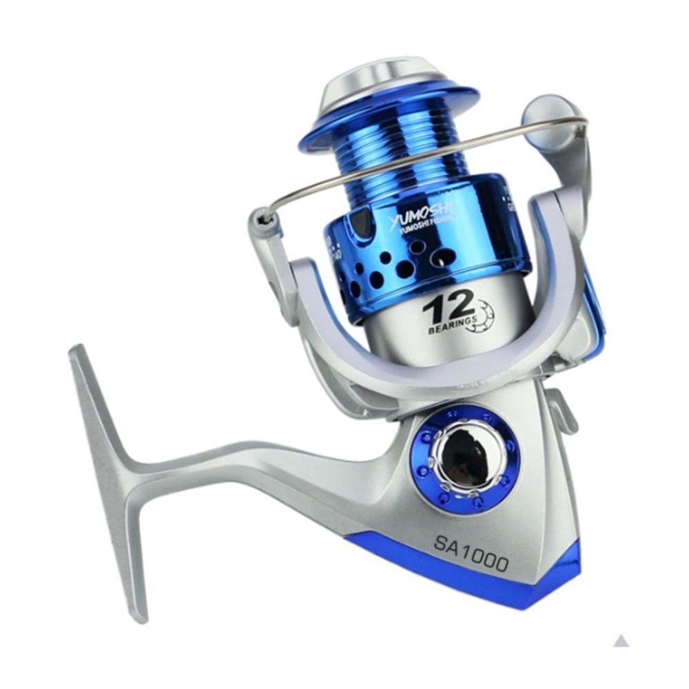 yomoshi SA1000-7000 Series Spinning Carbon Fiber Drag Ultralight Freshwater Fish