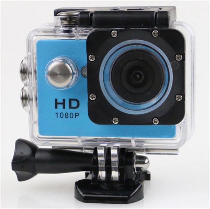 اسلوب جديد SJ4000 A9 2 بوصة شاشة LCD كاميرا كامل 1080p HD العمل 30M للماء كاميرات خوذة الرياضة البسيطة DV DVR سيارة