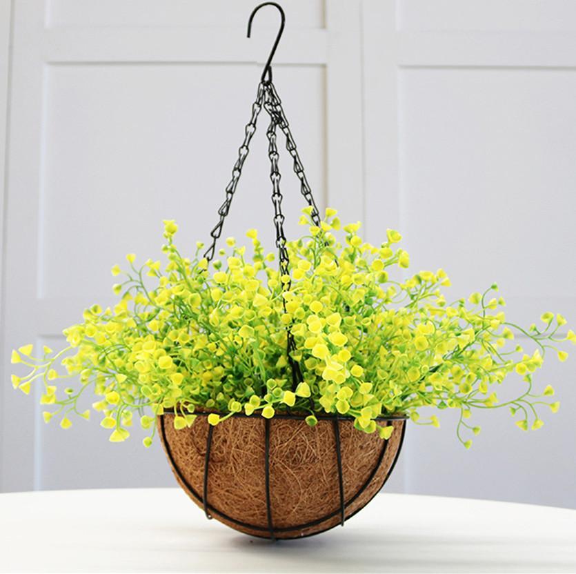 1 Bouquet DIY Künstliche Baby Atem Blume Gypsophila Gefälschte Silikon Pflanze für Hochzeit Home Party Dekorationen