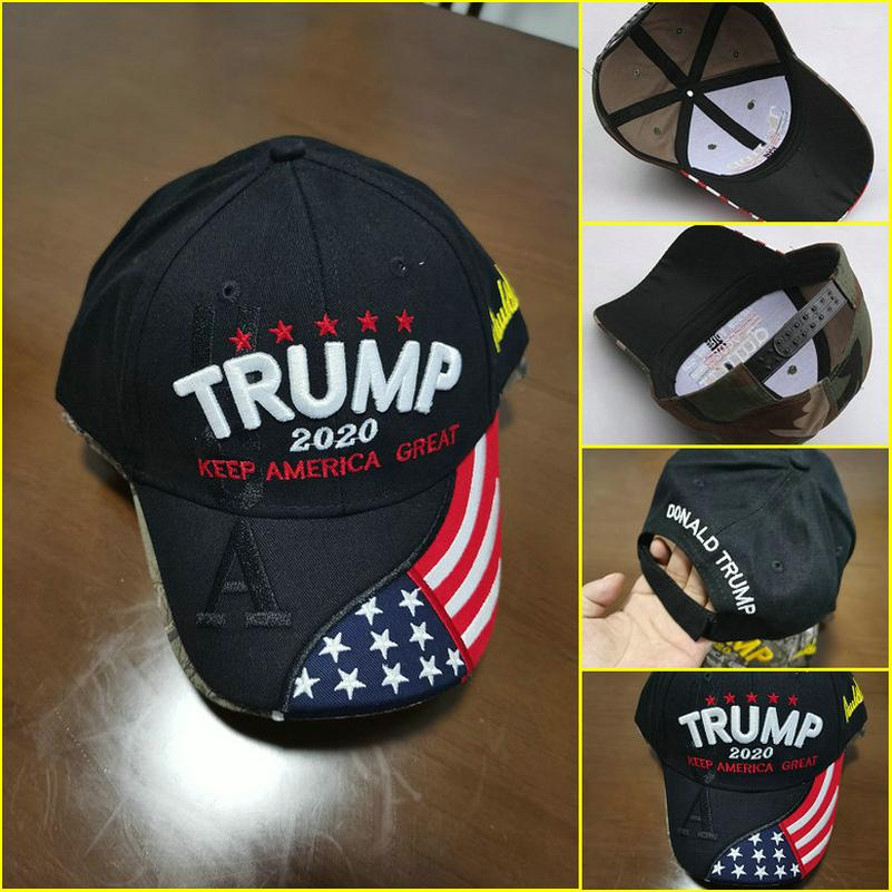Maga крышка Unisex Donald Trump 2020 США Избирательной кампания Бейсболка вольт делает америку большой снова snapbacks OCAtM