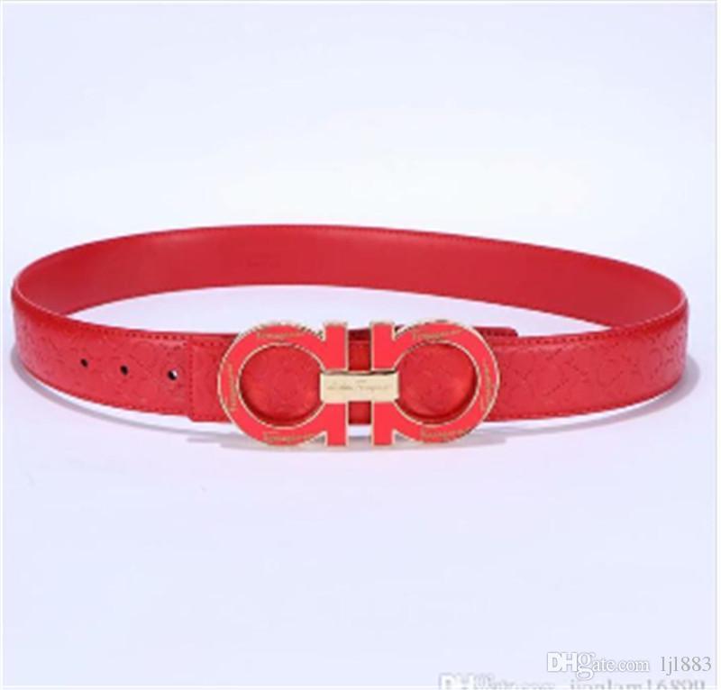 vendita di nuovi Mens cintura nera delle donne genuine cinghie di cuoio del puro business cintura di colore modello del serpente fibbia belt999