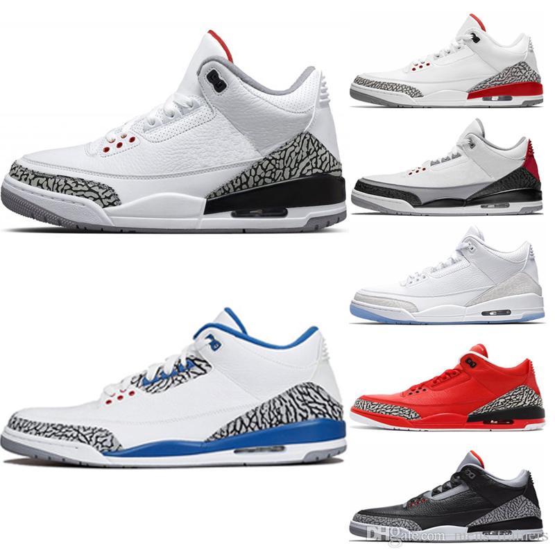 2019 chaussures de basketball pour hommes True Blue JTH hommes baskets vente chaude Tinker Pure White Grateful Noir Ceme QS Katrina Korea Sport Trainers