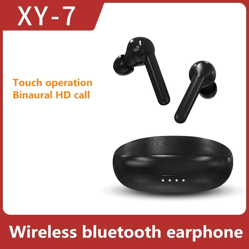 Hot sale wireless Bluetooth earphone binaural true tws smart touch noise reduction call lasting life wear comfortable