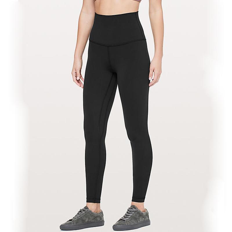 Yogahosen für Frauen mit hohen Taille Gamaschen-Strumpfhosen Sportkleidung Sport-Gymnastik-Eignung-Hosen Quick Dry Sportbekleidung für Damen Lauf