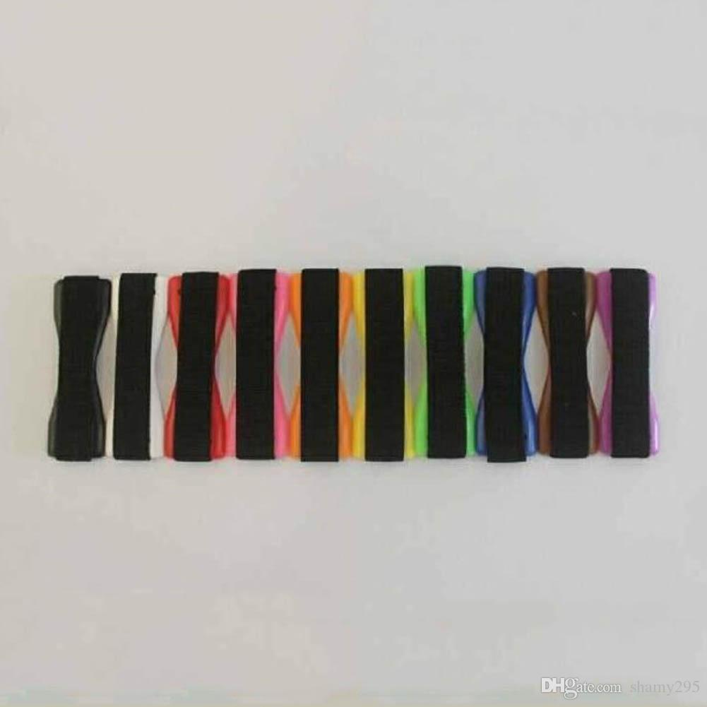 1 PCS Poignée Colorée Poignée Grip Love Poignée Opérateur à Une Main Pour Téléphone Mobile / Tablette / E-reader Facile à Utiliser Livraison Gratuite Au hasard