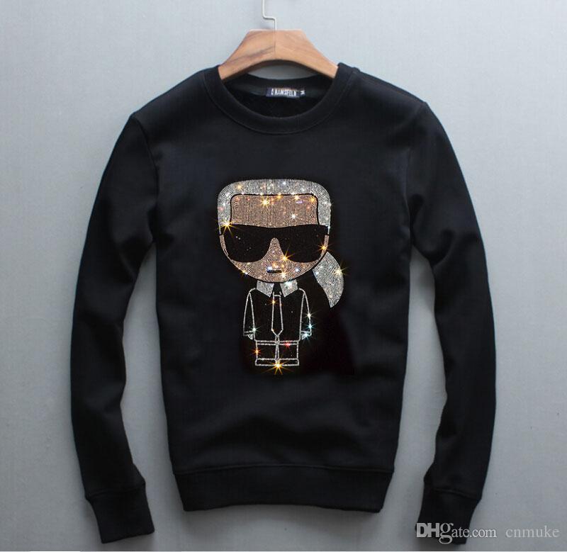 Hoodies para homens 2020 novo topo estilista suéter de alta qualidade