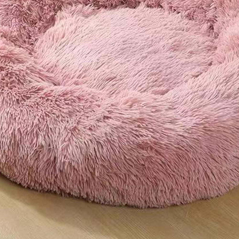 Hund Bett Waschbar Hund Zwinger Tiefschlaf Haus Lange Plüsch Samt Matten Sofa Für Chihuahua Korb PET Bett