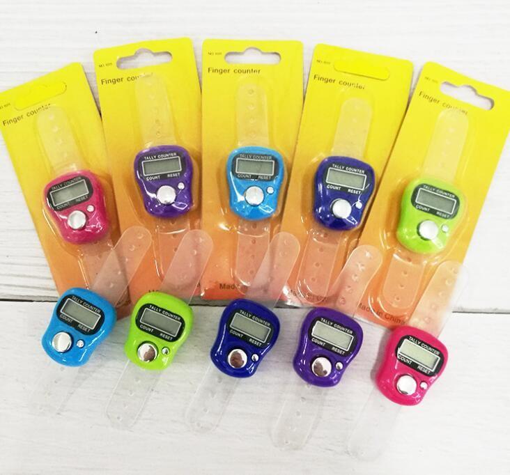 Regalo promozionale di alta qualità 1011 Contatore contatori musulmani Tally sxh5136 Contatore contatori a mano LED per musulmani