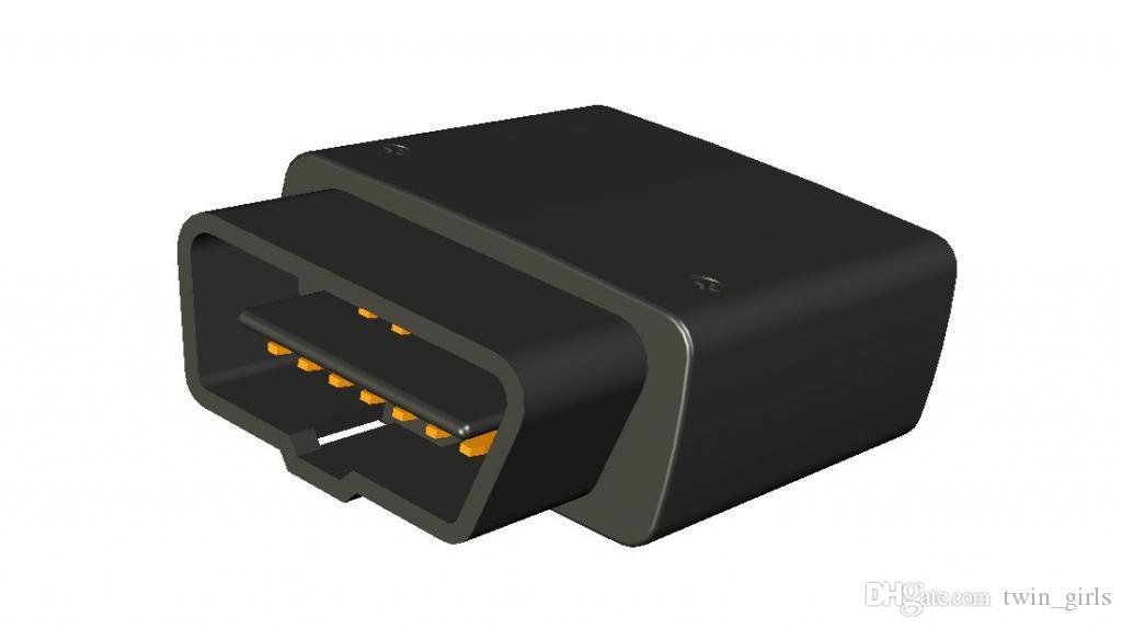 desteği ile GPS Tracker ODO50 OBD2 cihazı GPS GSM Tracker OBDII Araç Takip Fragman