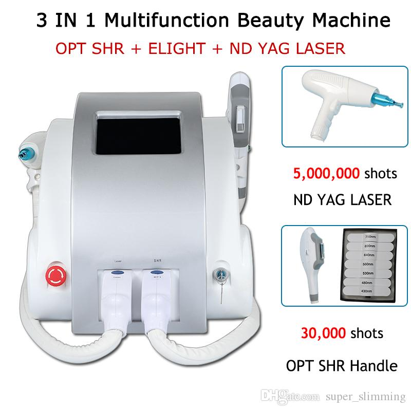 2019 Opt Ipl Diode Laser Hair Removal Elight Skin Care Machine Q Switch Nd Yag Laser Machine 2 Years Warranty Professional Laser Hair Removal Machine Best Laser For Hair Removal From Super Slimming