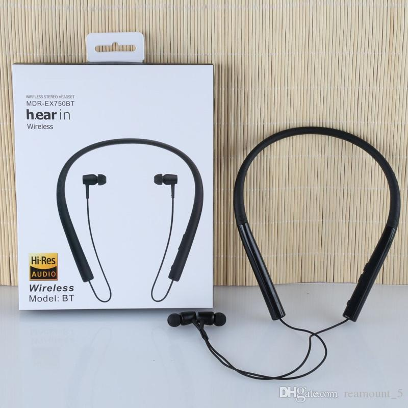 Atacado de alta qualidade fone de ouvido sem fio para celular fone de ouvido estéreo bluetooth neckband esporte ao ar livre fone de ouvido para loja sem fio