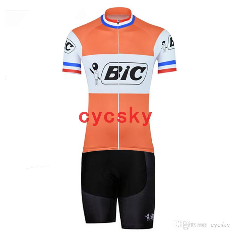 bic 2019new Cycling Jerseys outdoorQuick dry Breathable cycling skinsuitsuit MTB Bike jersey Maillot Ropa Ciclismo Ropa Ciclismo Hombre