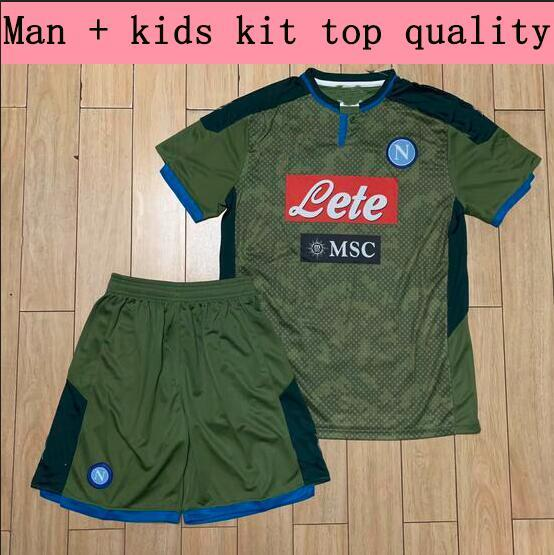 2020 19 20 Napoli Soccer Jersey Shorts 19 20 Naples Home Away Soccer Kits Lozano Mertens Insigne Shirts Pants Ssc Napoli Mens Kids Football Sets From Sellernn 23 84 Dhgate Com