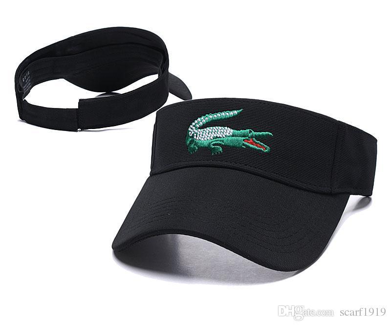 Sorgente calda adattano la vendita e l'estate corsa esterna di nuovo modo di alligatore grafica berretto da baseball di modo di alta qualità del cappello del sole di baseball cap-4