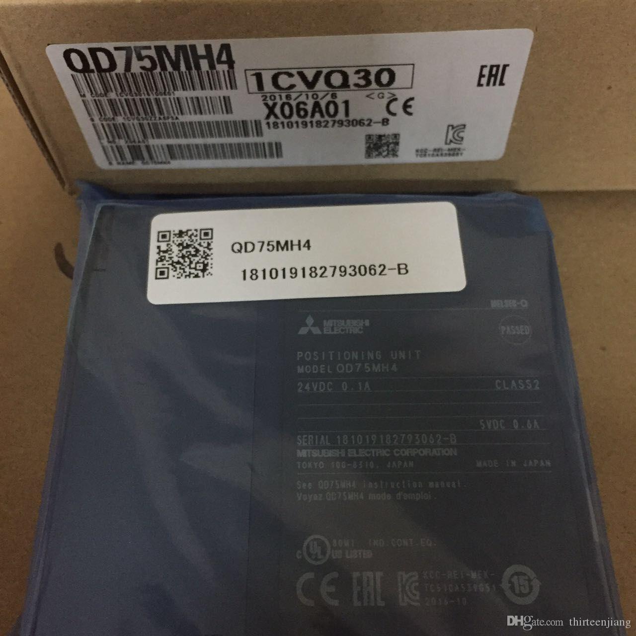1 PCS Original MITSUBISHI Unidade de Posicionamento QD75MH4 GRÁTIS EXPEDIDO envio NOVO / Usado