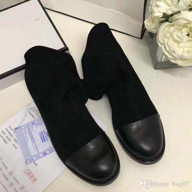 Avec la boîte espadrille chaussures Casual Formateurs chaussures de sport mode chaussures Formateurs meilleure qualité pour femme Livraison gratuite par bag07 XNE1306