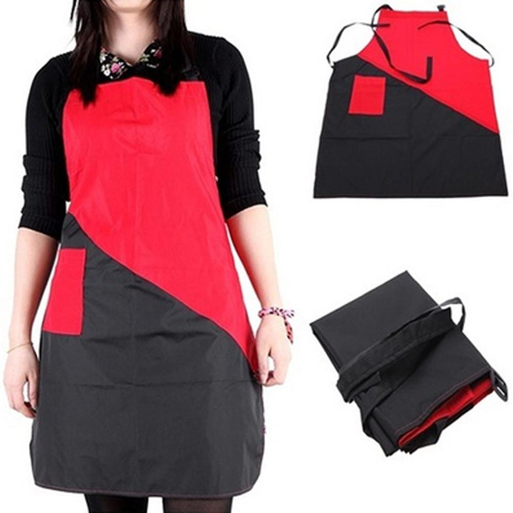 1PC Salon Home Use Adult Hair Cutting Cape Hairdressing Dye Salon Apron Barber Gown Cosmetic Tools