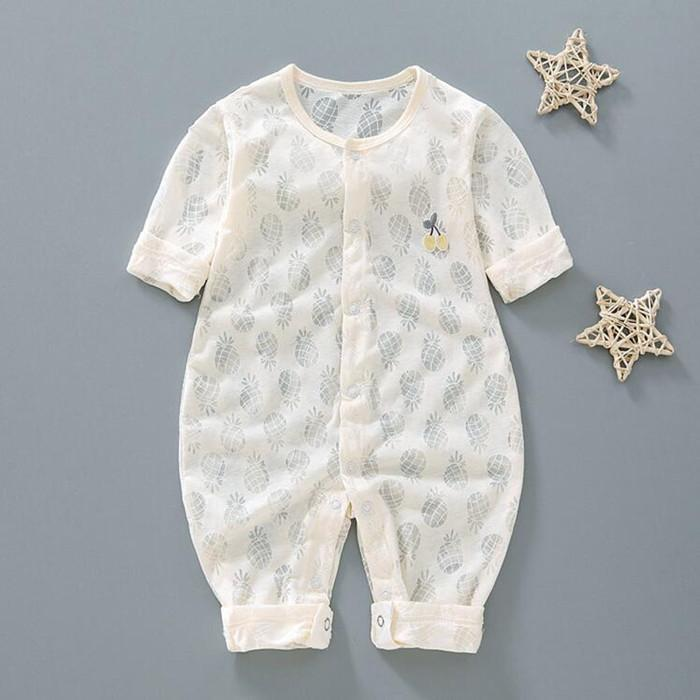 NUEVO verano bebé chicas mamelas diseñador niños moda o-cuello manga corta mansiones infantil niñas algodón mameluco chico ropa