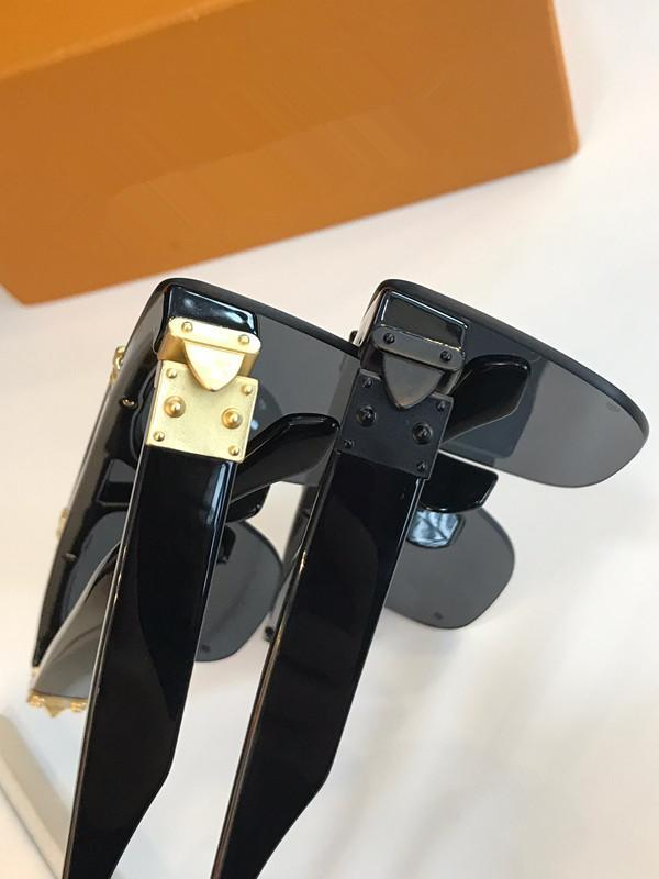 Occhiali all'ingrosso-Fashion Designer Sunglasses 1194 Piazza Mezza struttura di vibrazione del progettista superiore Avanguardia Style Outdoor Z1194E MILLIONAIRE