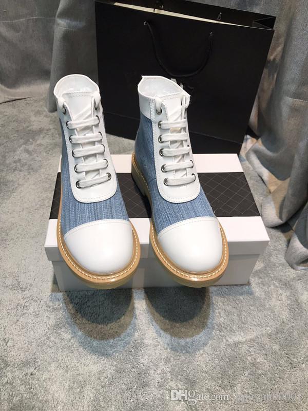 2019 nueva temporada famosos zapatos deportivos de diseño zapatos planos de cuero de mujer zapatos casuales de diseñador de lujo 35-40 hx